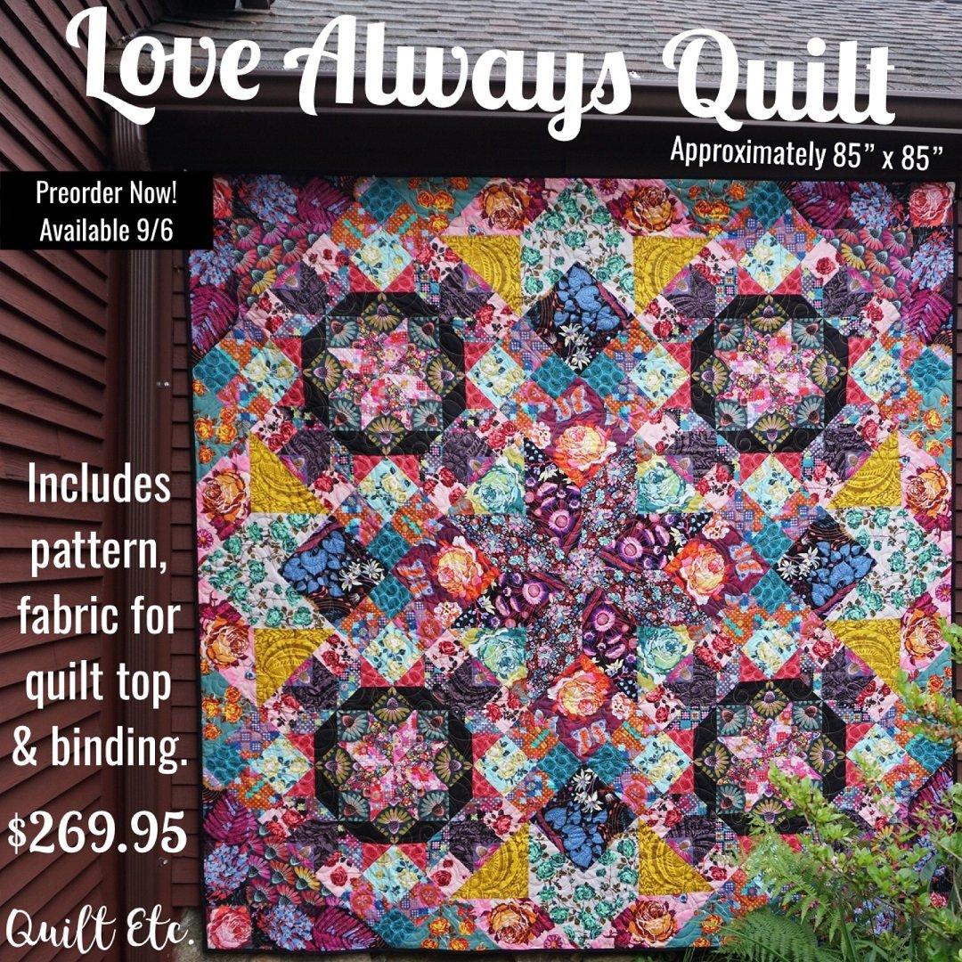 Love Always Quilt