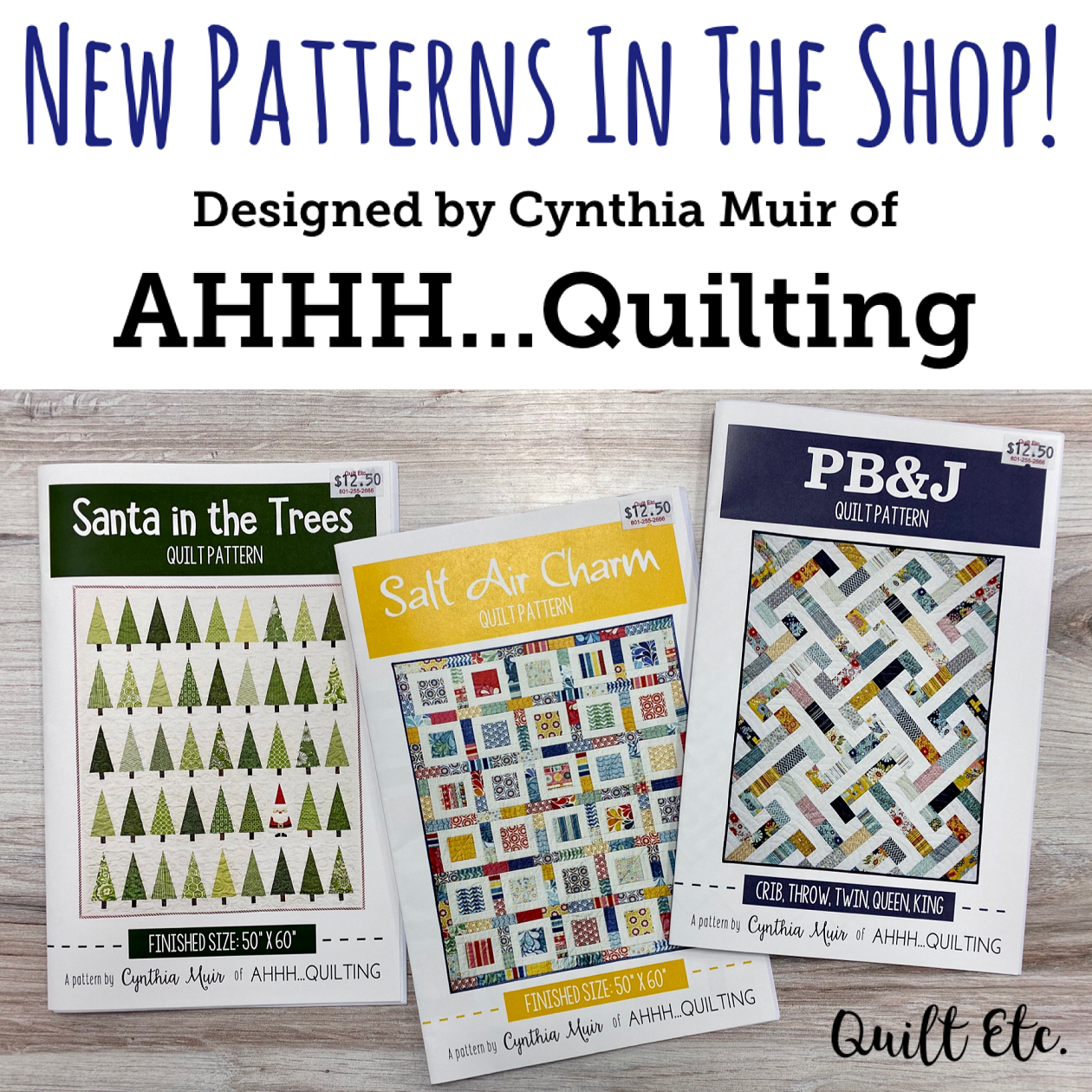 Patterns By AHH...Quilting