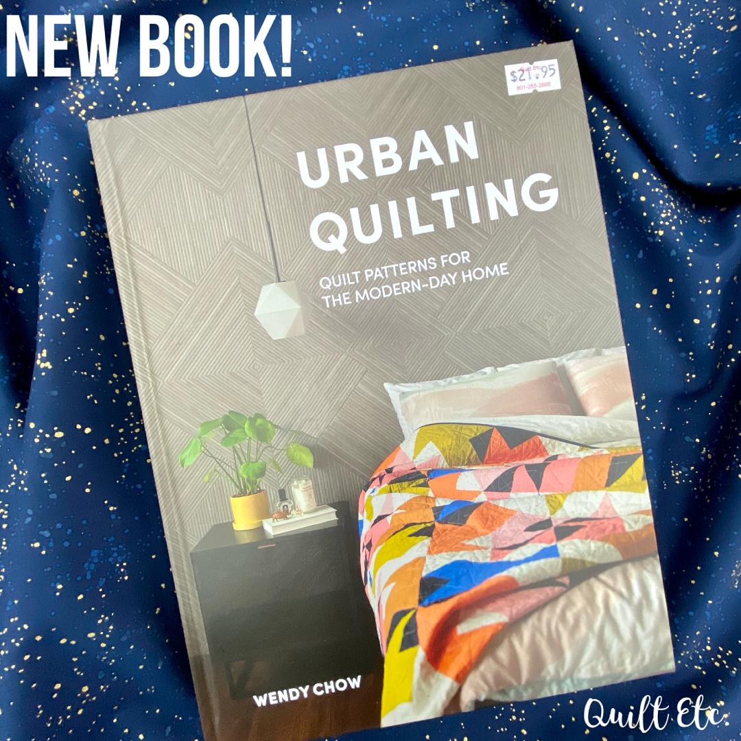 Urban Quilting Book