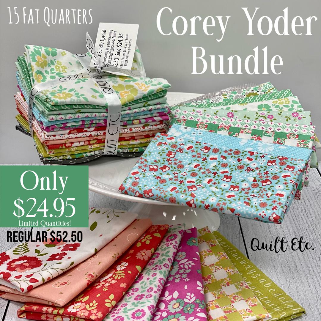 Corey Yoder Fat Quarter Bundle
