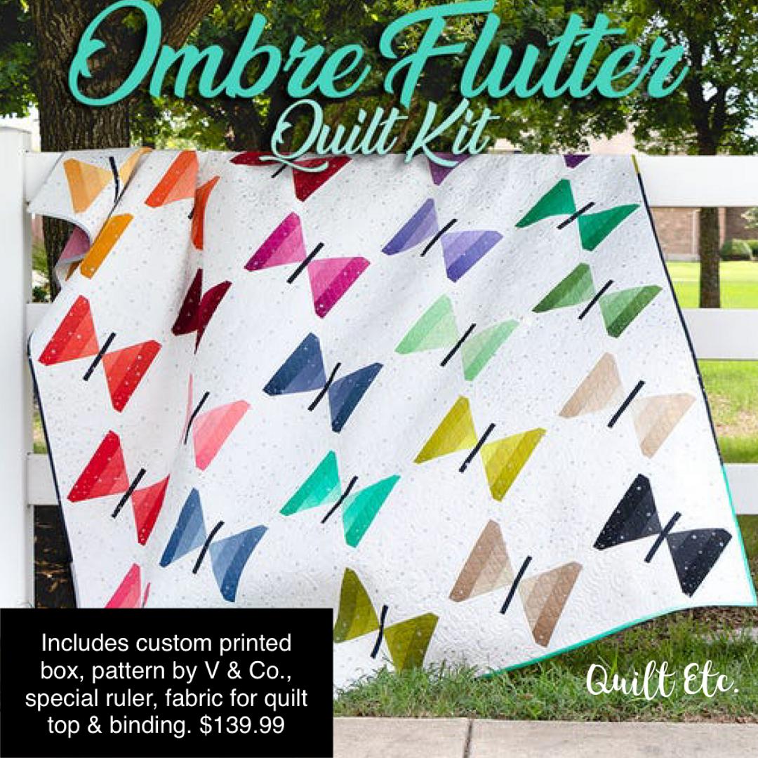 Ombre Flutter Moda Box Kit