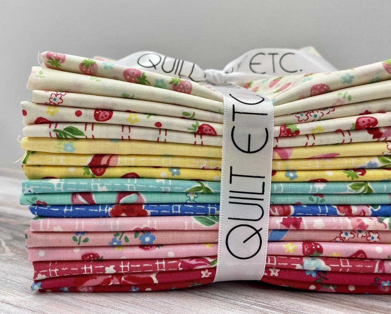 Yuwa Atsuko Japanese Fabric Bundle