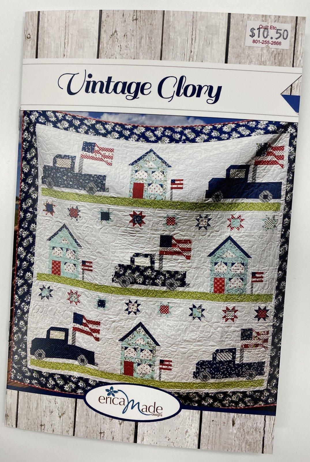 Vintage Glory Pattern