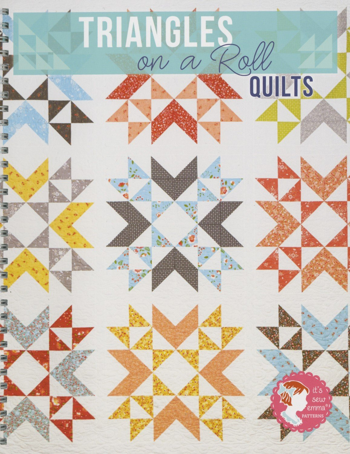 Triangles On A Roll Quilts