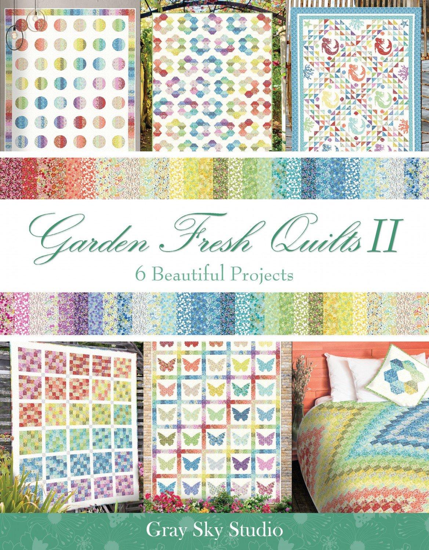 Garden Fresh Quilts Two