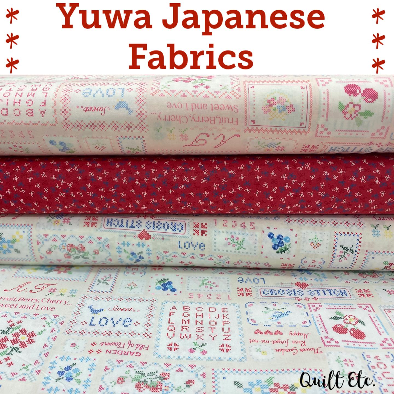 Yuwa Japanese Fabrics
