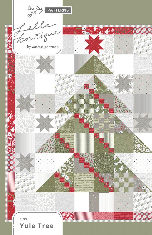 Yule Tree Paper Pattern