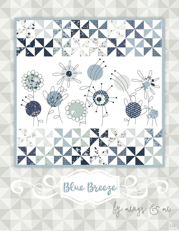 Blue Breeze Pattern