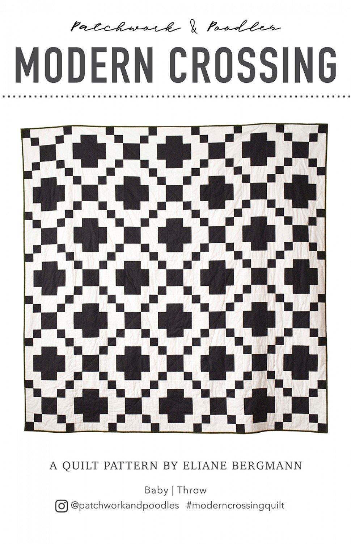 Modern Crossing Pattern