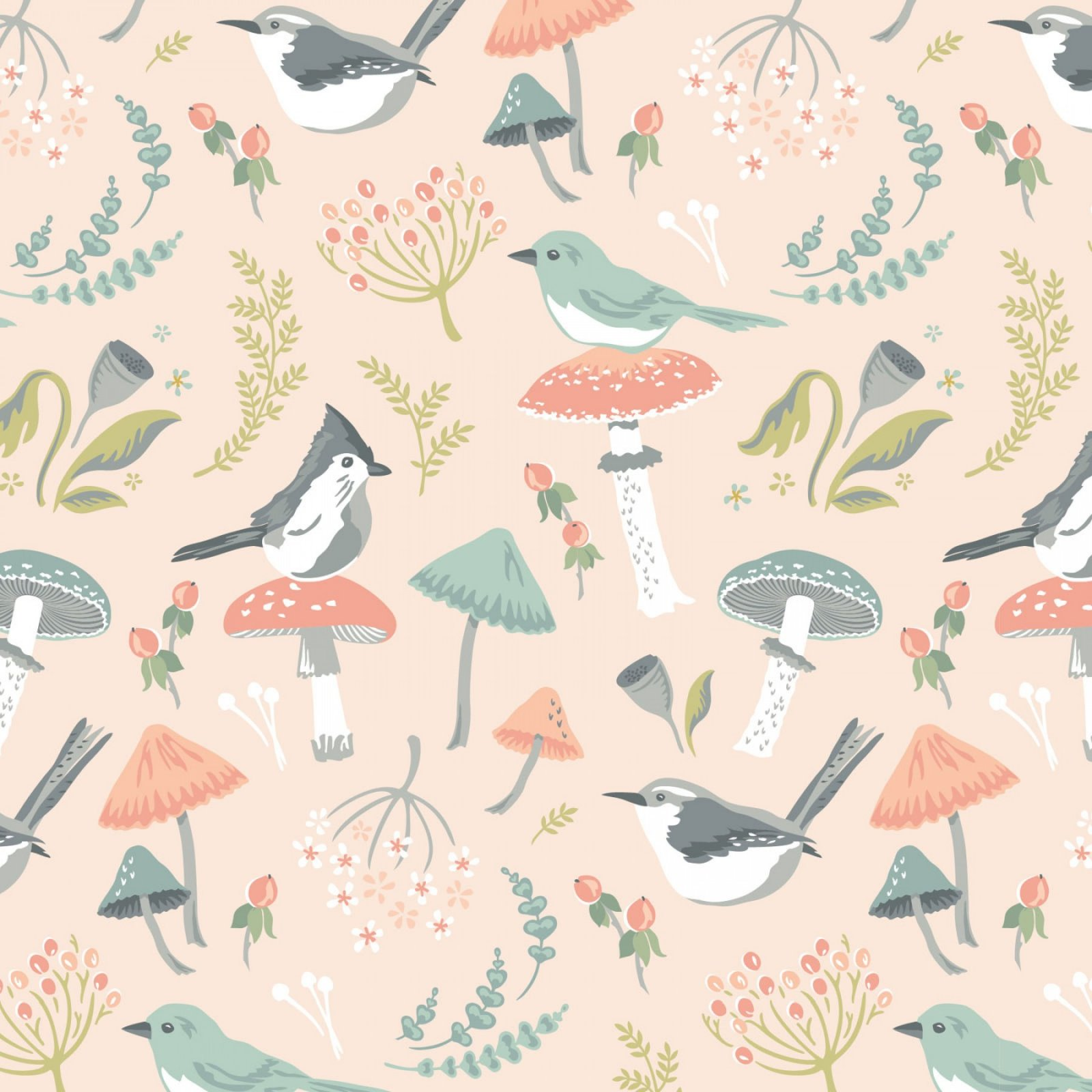 Woodland Songbird 20300