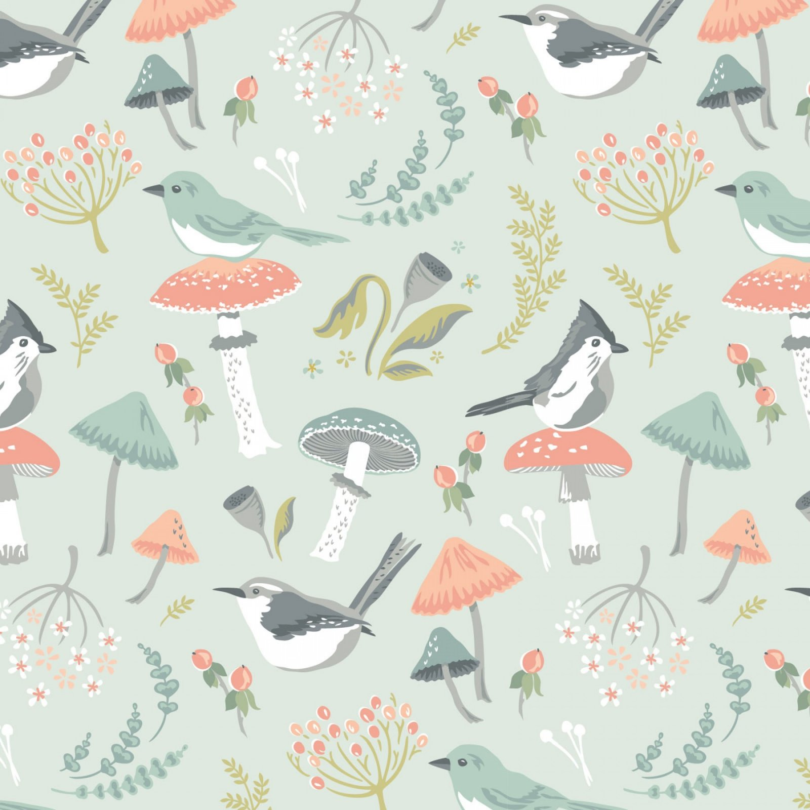 Woodland Songbird 20301