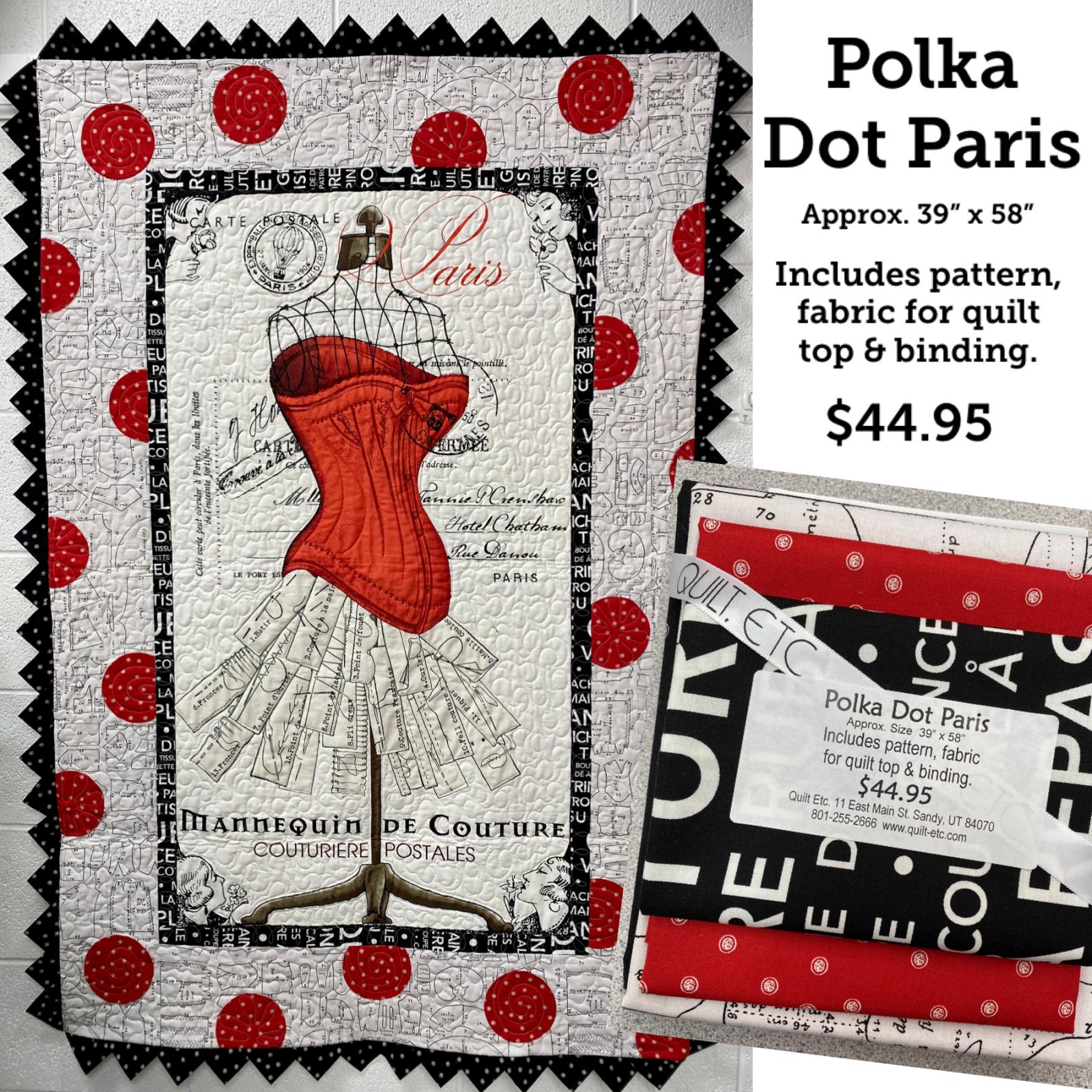 Polka Dot Paris