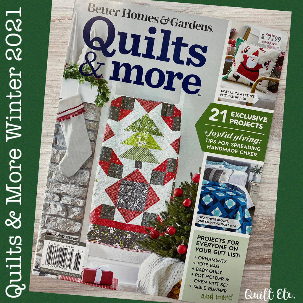 Quilts & More Winter 2021