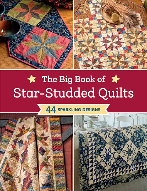 The Big Book Of Star Studded Quilts