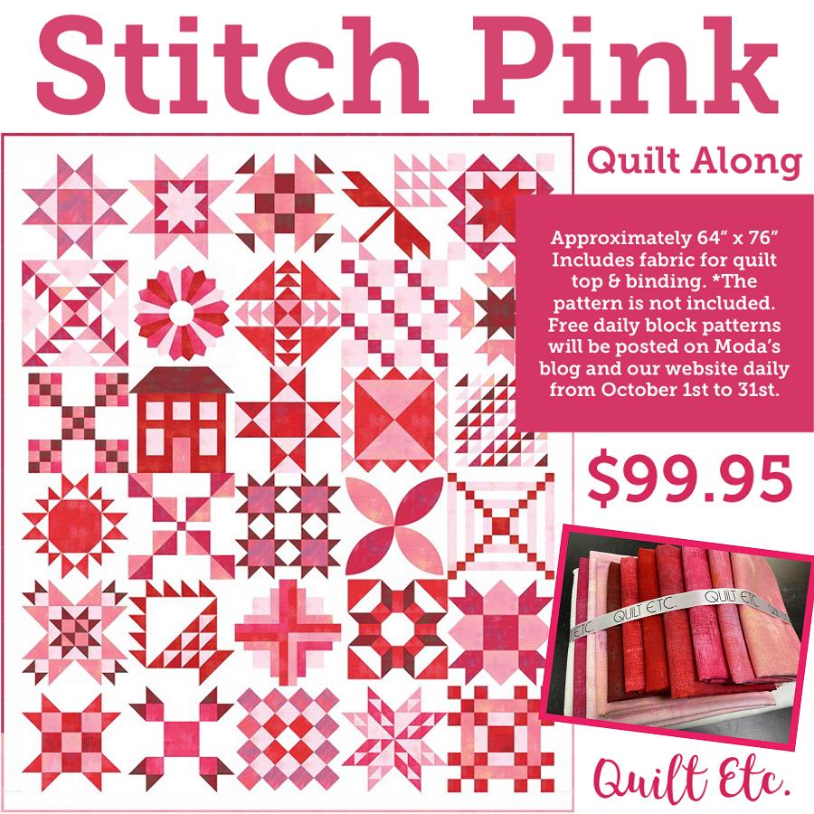 Stitch Pink