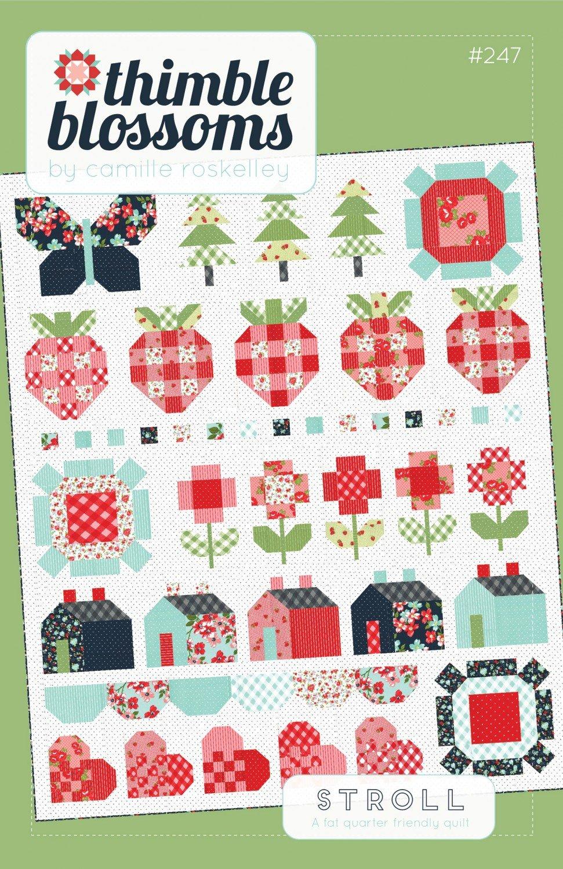 Stroll Paper Pattern