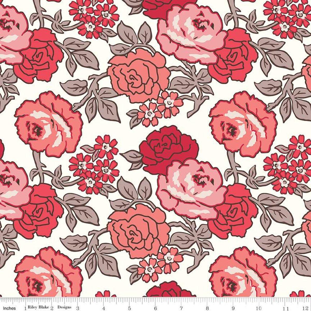 PREORDER Flea Market Wide Back WB10232 - Red