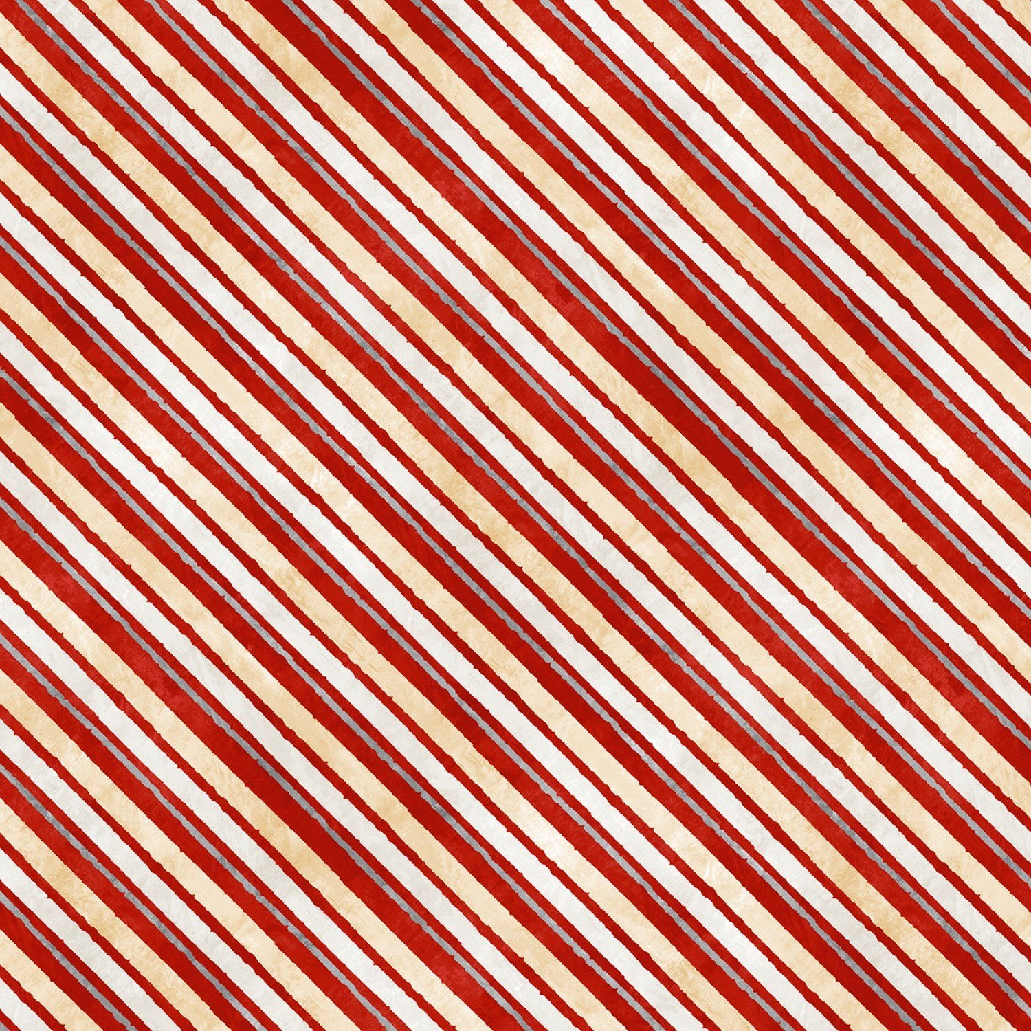 Time For Hot Cocoa - Diagonal Stripe 30528-329 Red
