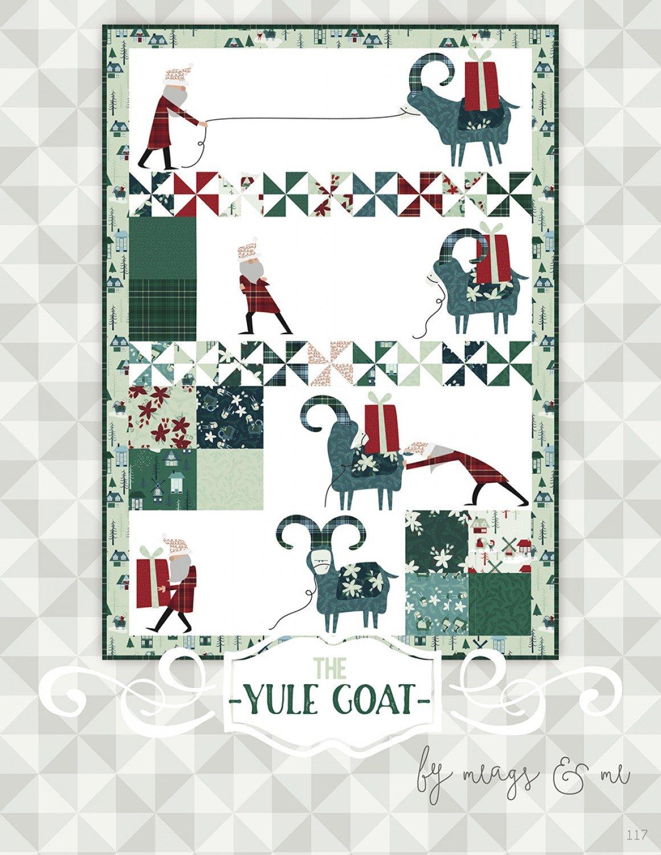 Yule Goat Paper Pattern