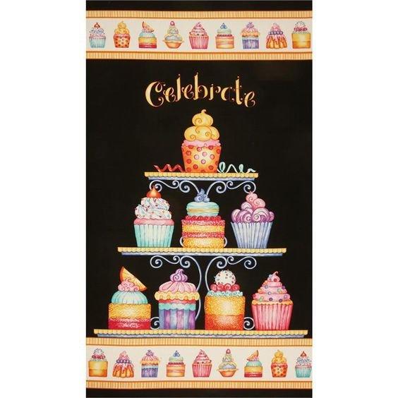 Cupcakes Panel