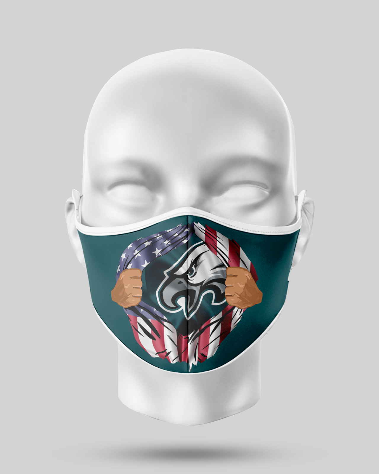 Philadelphia Eagles Face Mask