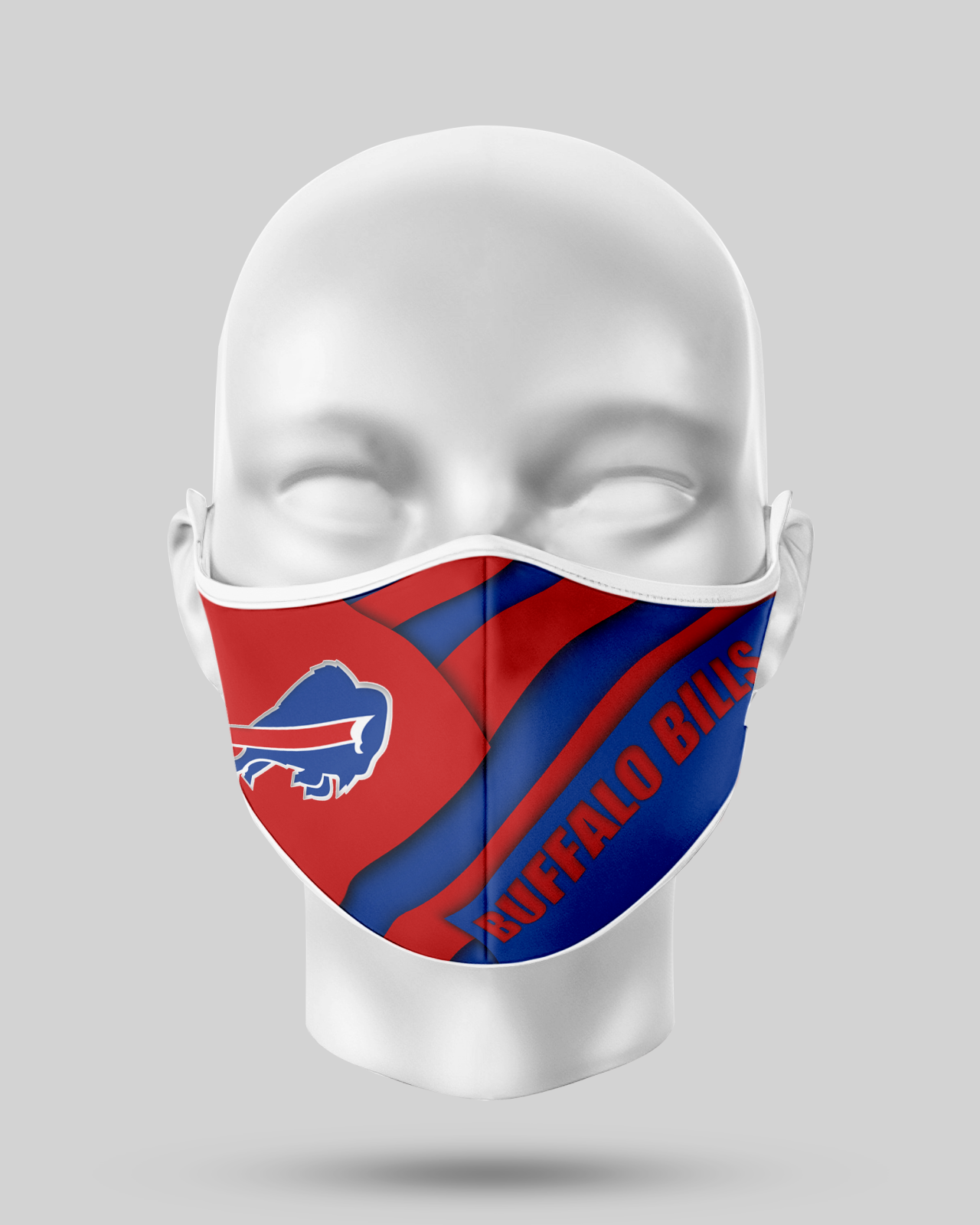 Buffalo Bills Face Shield1