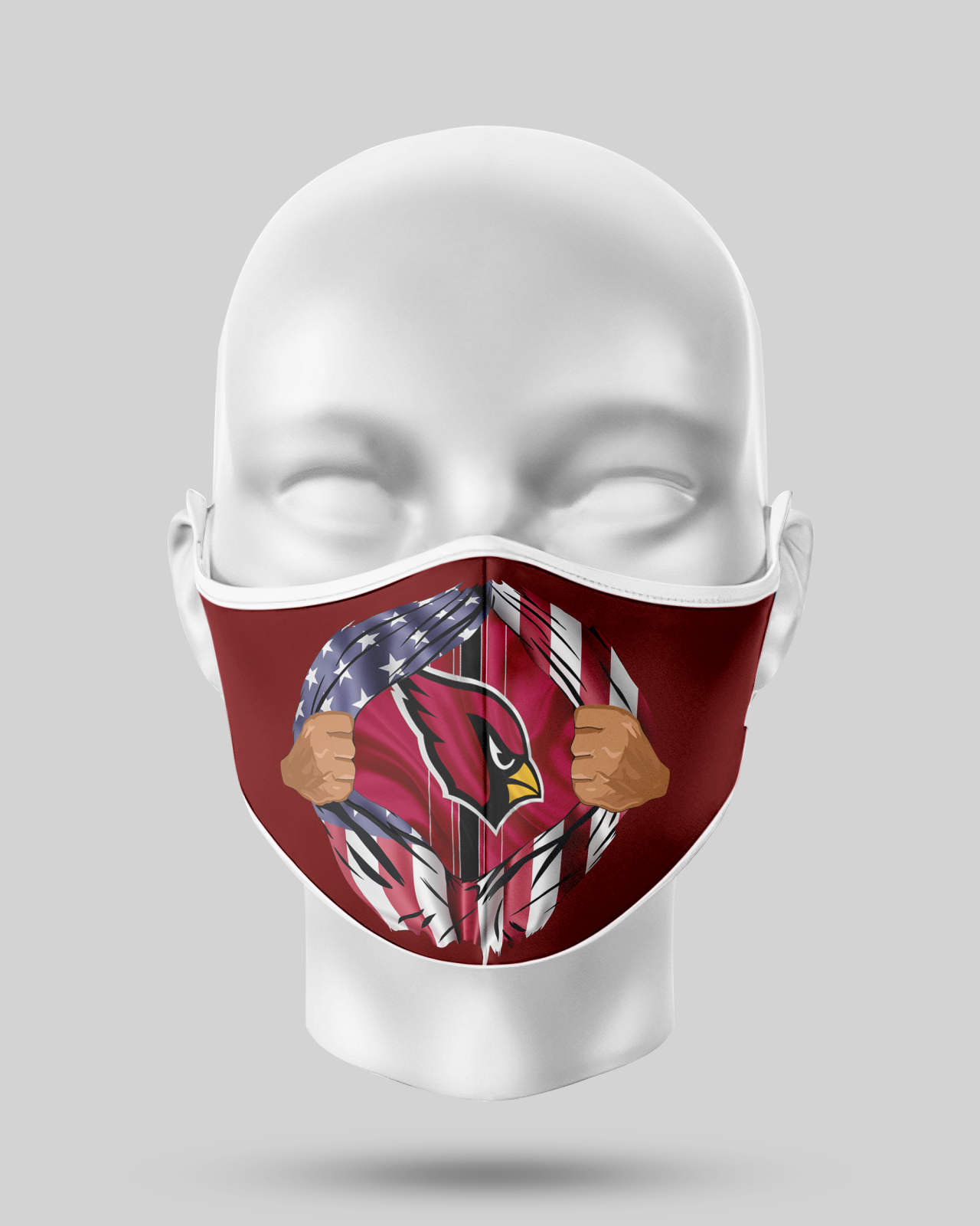 Arizona Cardinals Face Mask