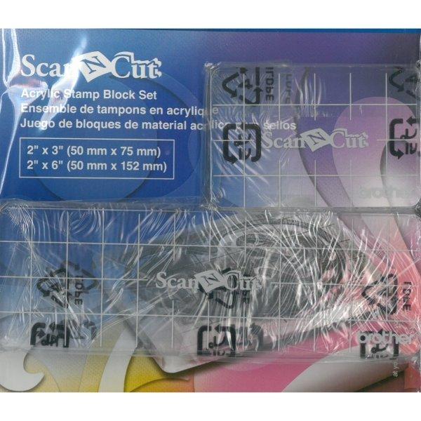 Acylic Stamp Block Set