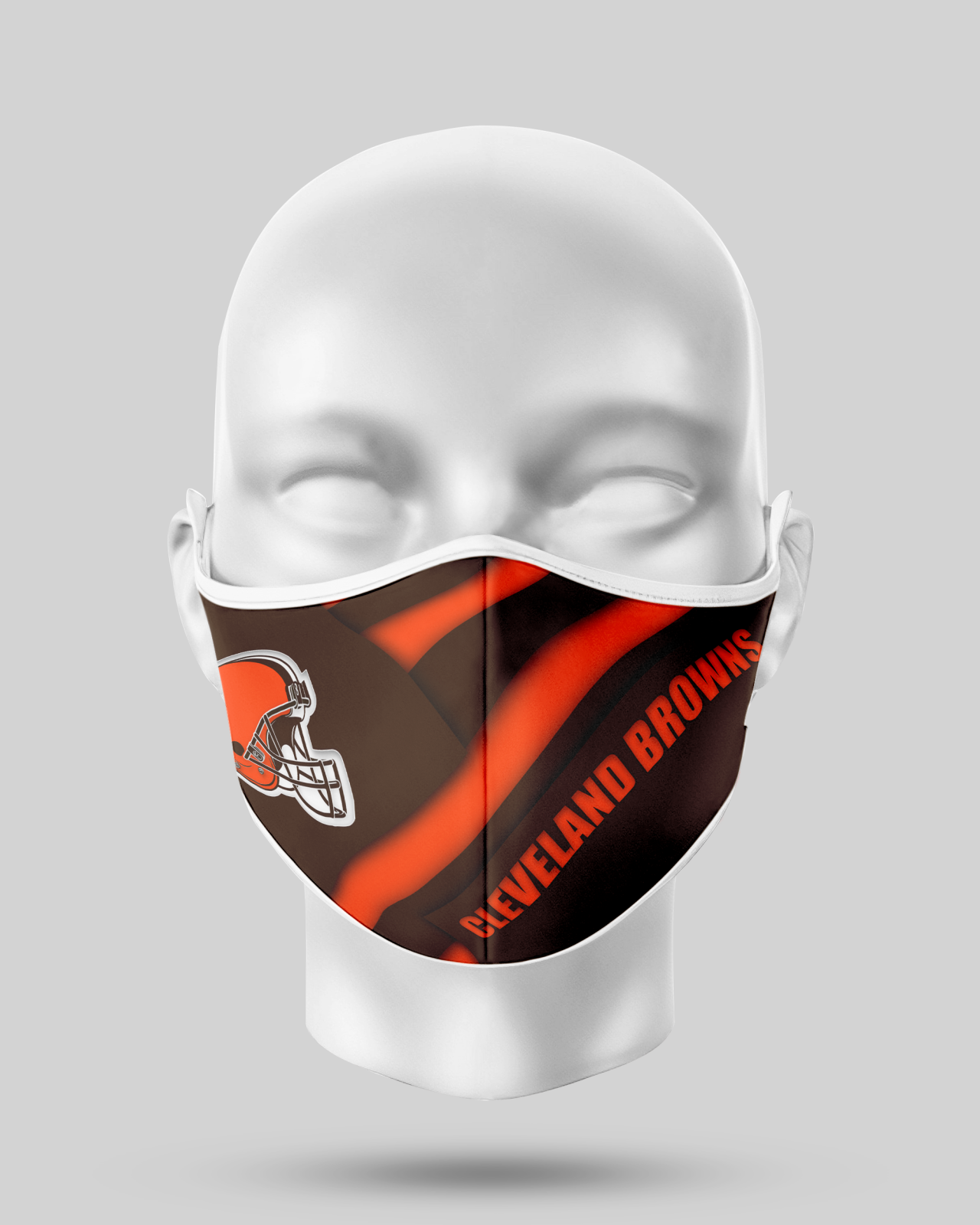 Cleveland Browns Face Shield1