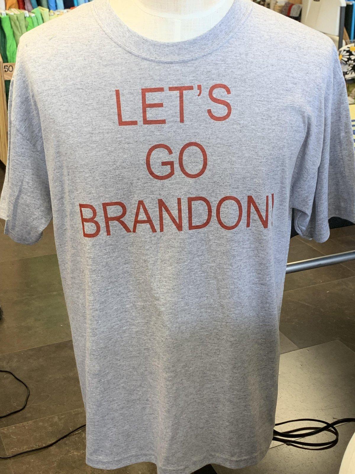 Lets go Brandon T-shirt