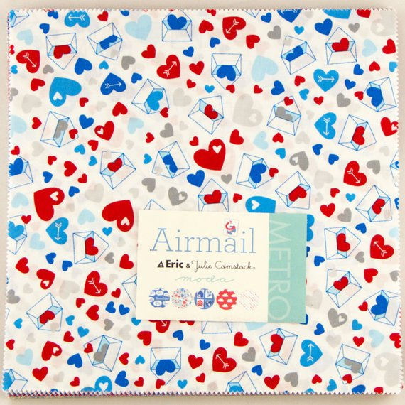Moda Airmail Layer Cake
