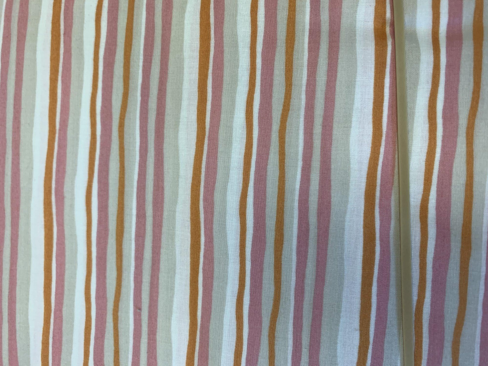 Woodland Gathering - pink stripe