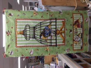 Bird Cage Panel