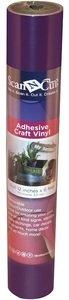 Adhesive Craft Vinyl Plum