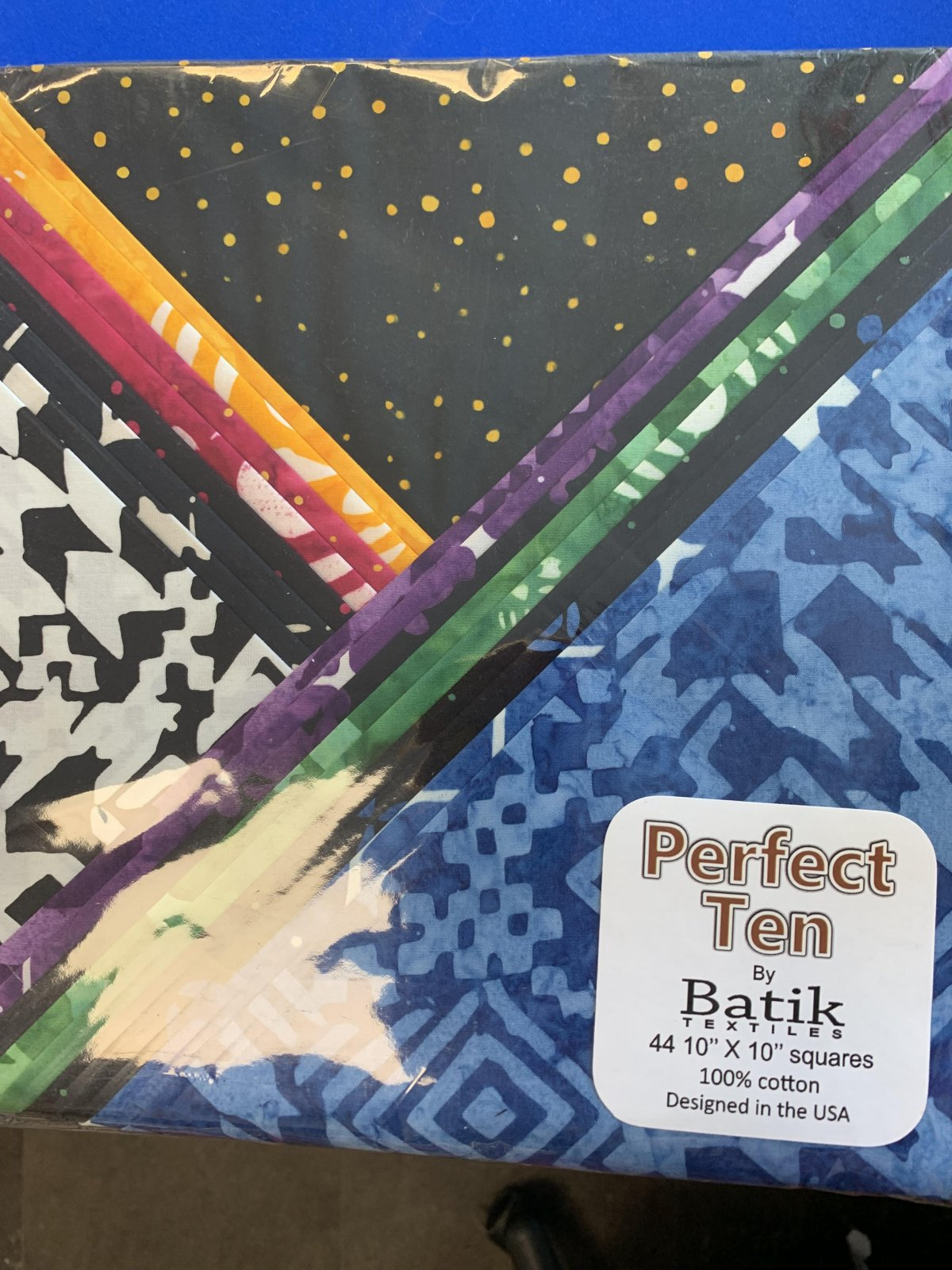 Perfect Ten by Batik