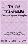 ta-da quarter square triangles 5