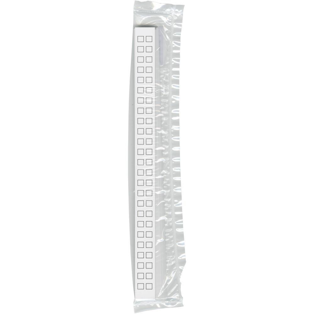 Pako Needle Organizer Blank Code Cards 25/pkg