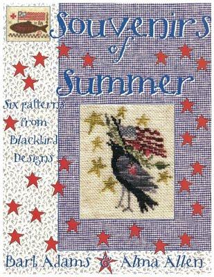 Blackbird Designs Souvenirs of Summer