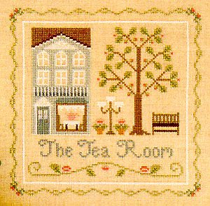 Country Cottage Needleworks The Tea Room