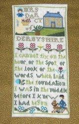 The Sampler Girl Mrs. Darcy of Derbyshire