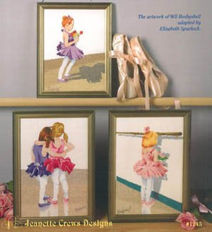 Jeanette Crews Designs Tiny Dancers