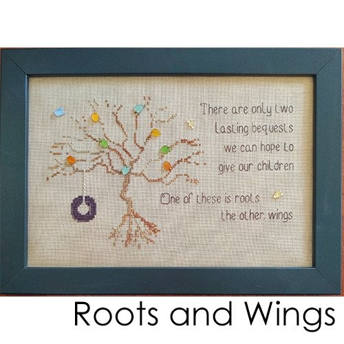 EJV Designs Roots and Wings