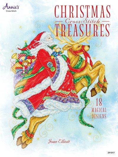 Annie's Cross Stitch Christmas Cross-Stitch Treasures