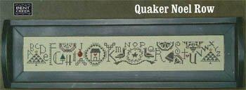 Bent Creek Quaker Noel Row