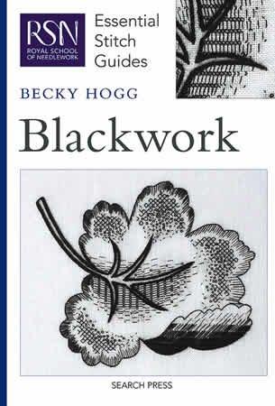 Royal School of Needlework Blackwork
