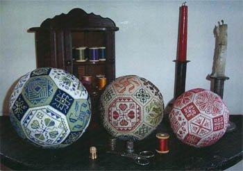 Amaryllis Artworks The Quaker Ball
