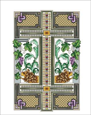 Vickery Collection Elizabethan Renaissance Cross