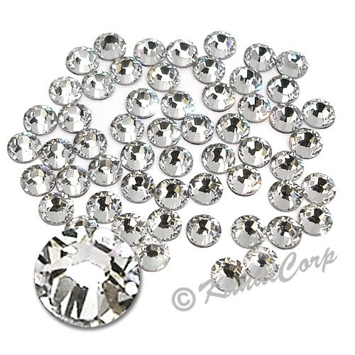 Swarovski Crystals 5mm Crystal (16 pieces)