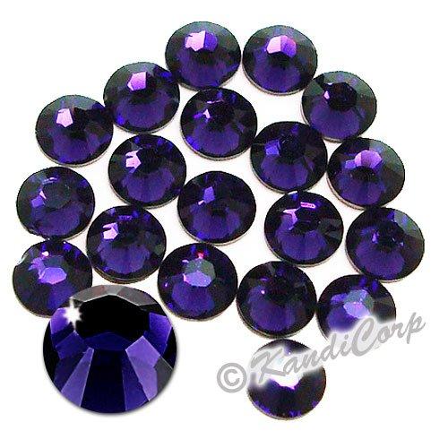 Swarovski Crystals 4mm Purple Velvet (24 pieces)