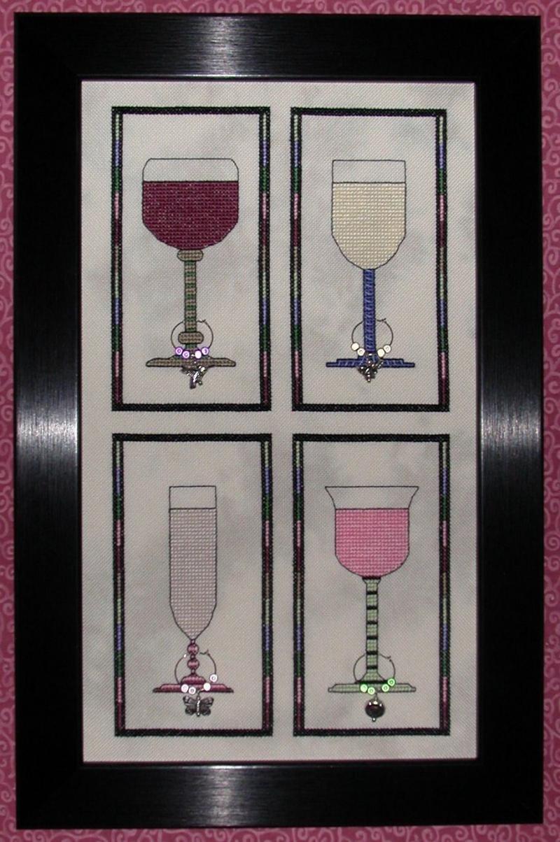 RK Portfolio Four Charming Wines